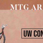 Uw Control MTG Arena