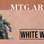 MTG Arena White Weenie mazzo lista