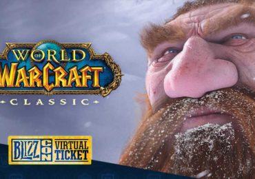 World of Warcraft Classic sarà giocabile al Blizzcon 2018