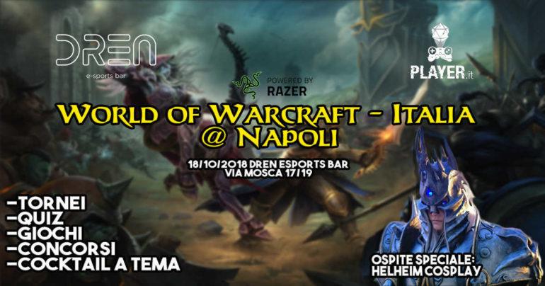 10 anni di WoW - Italia: Il recap del nostro evento a Napoli