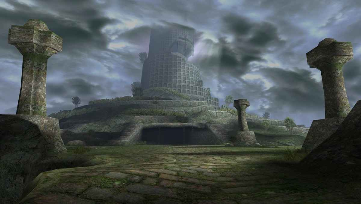 Immagine della Torre, struttura dell'Antica Civiltà di Monster Hunter