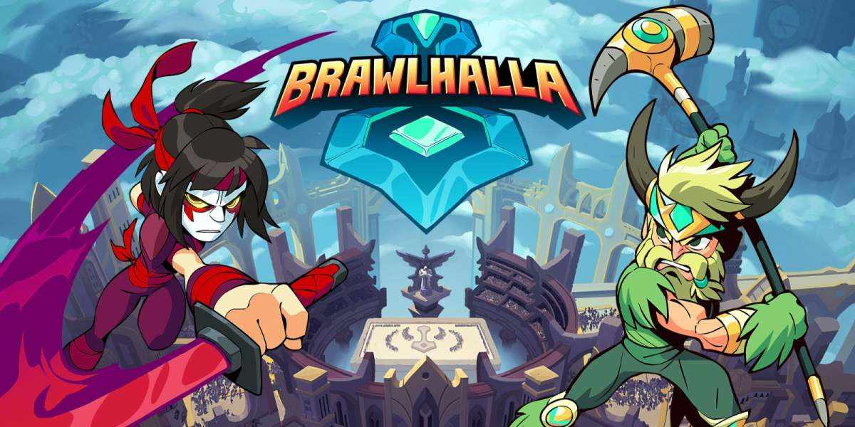 Brawhalla nintendo switch cover image