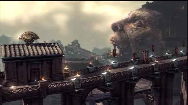 Briareo il Centimane in God of War: Ascension