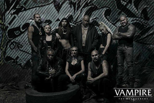 Clan Brujah, Brujah VtM, Vampiri Brujah