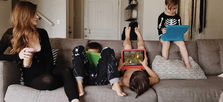 Bambini e schermi, Bambini e videogiochi