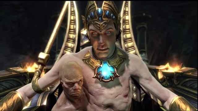 Castore e Polluce in God of War: Ascension