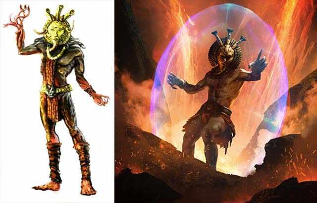 Dagoth Ur in Morrowind, maschera di Dagoth Ur, chi è Dagoth Ur, Dagoth Ur in The Elder Scrolls