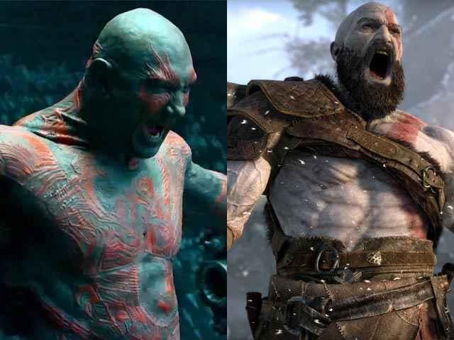 Dave Bautista potrebbe interpretare Kratos in un futuro film su God of War