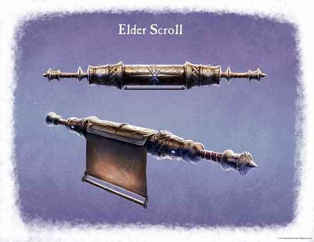 Le Antiche Pergamene di The Elder Scrolls