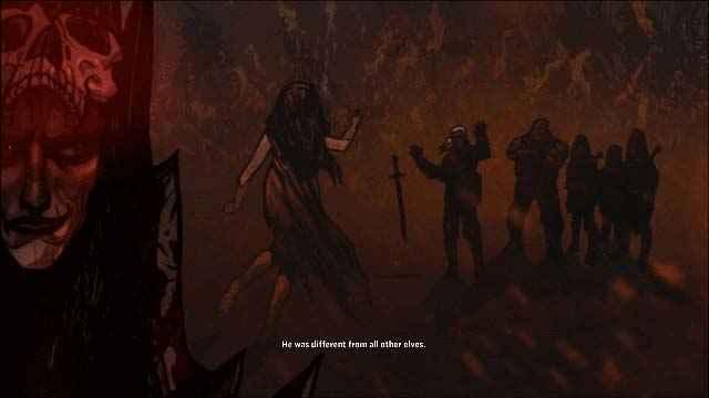 Il patto di Yennefer con la Caccia Selvaggia, Yennefer viene rapita dalla Caccia Selvaggia, Geralt viene rapito dalla Caccia Selvaggia