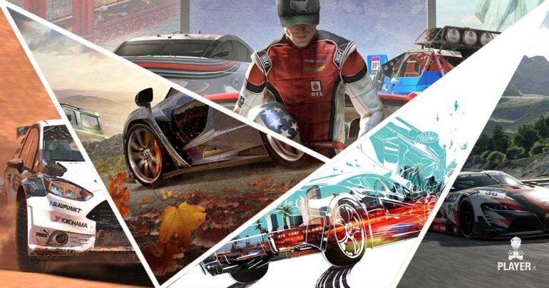 I migliori giochi di guida per PS4, Xbox One, PC e Switch