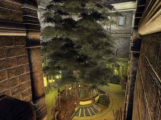 Un albero Hist in Oblivion