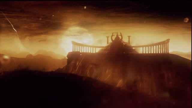 Il tempio dell Oracolo di Delfi in God of War: Ascension