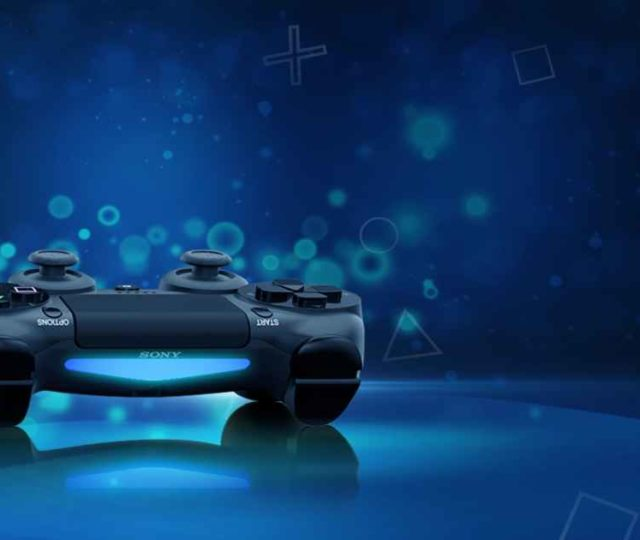 Immagine controller Dualshock Sony ps4