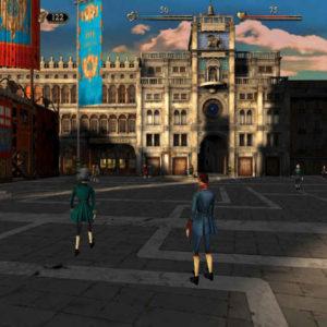Italy&Videogames, Casanova il duello della Rosa Nera - Piazza San Marco