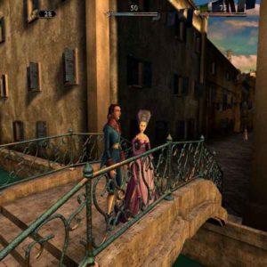 Italy&Videogames, Casanova il duello della Rosa Nera - Vestiario