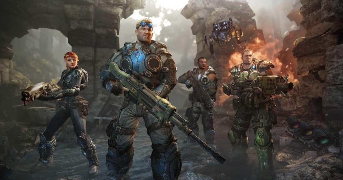 Italy&Videogames Gears of War 4 - Squadra Delta