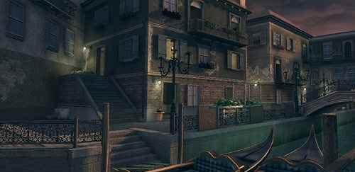 Italy&Videogames - James Bond Quantum of Solace - Venezia Calle