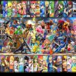 Roster completo di Super Smash Bros Ultimate