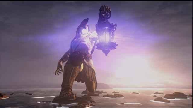 Apollo in God of War: Ascension