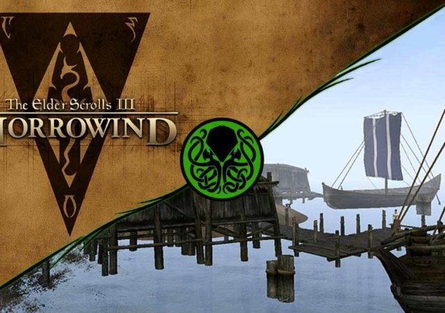 Morrowind e Lovecraft, influenze Lovecraft in Morrowind, influenze Lovecraftiane in Morrowind, Lovecraft e Vvardenfell