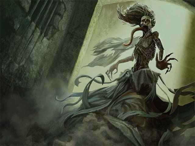 Le Fanciulle della Malattia in The Witcher 3, le Fanciulle della Peste in The Witcher 3, l'aspetto della Plague Maiden in The Witcher 3