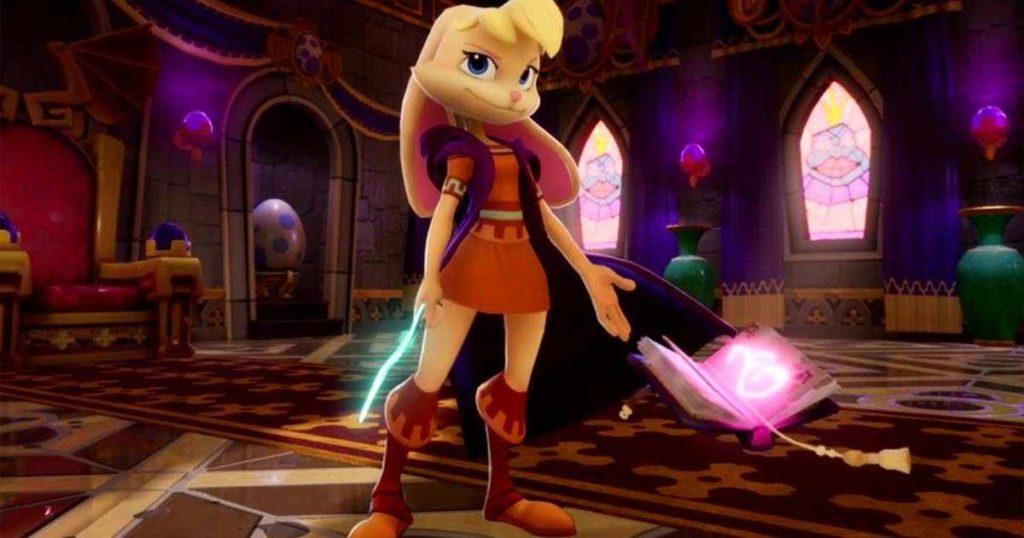 La trasformazione di Bianca in Spyro reignited trilogy