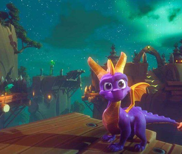 Spyro reignited trilogy recensione