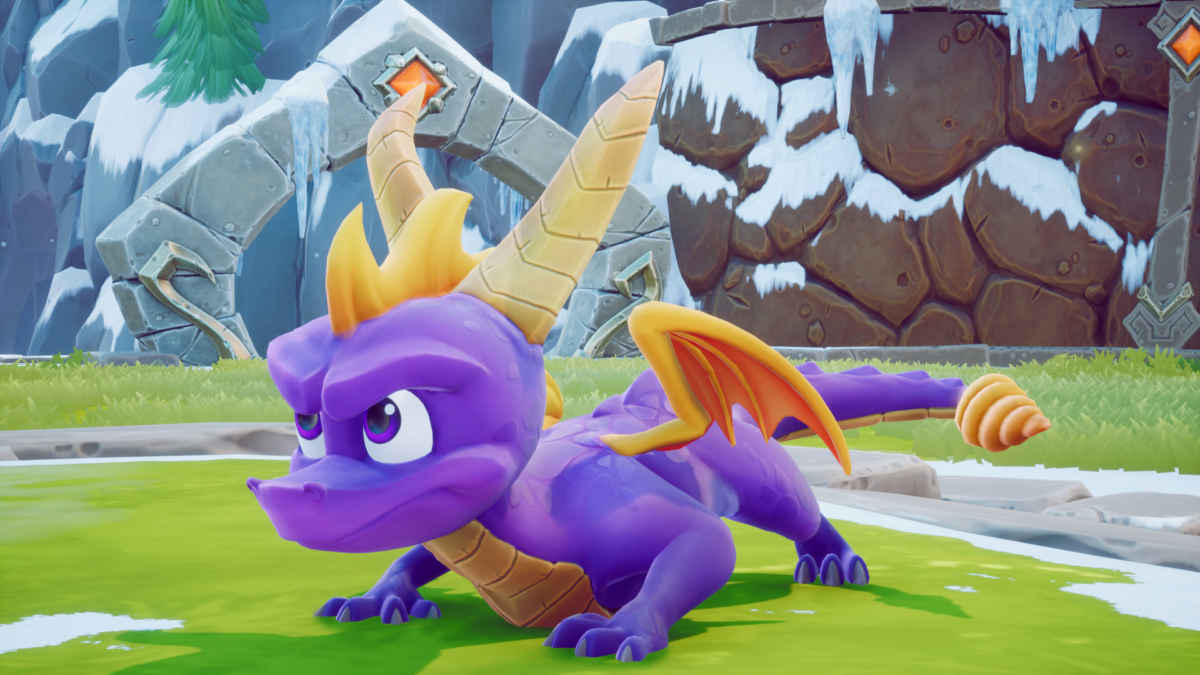 Screenshot di Spyro in Spyro Reignited Trilogy per PS4