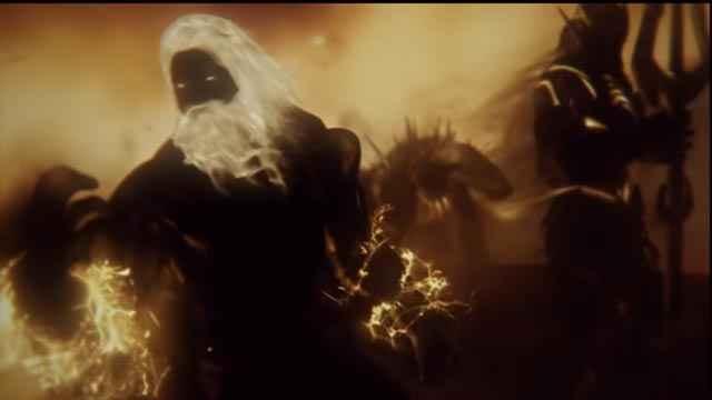 La nascita di Zeus, Ade e Poseidone in God of War: Ascension