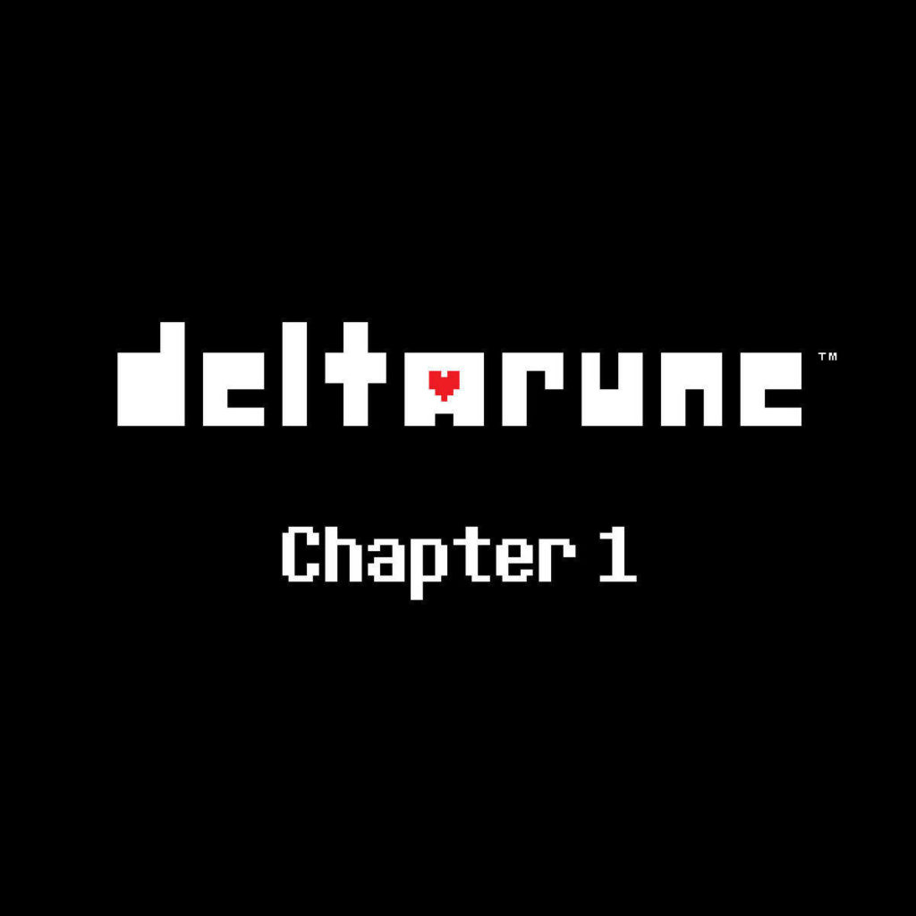 Deltarune Charpter 1 ost cover
