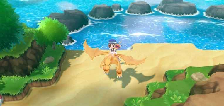 pokemon let's go guida per viaggiare più velocemente