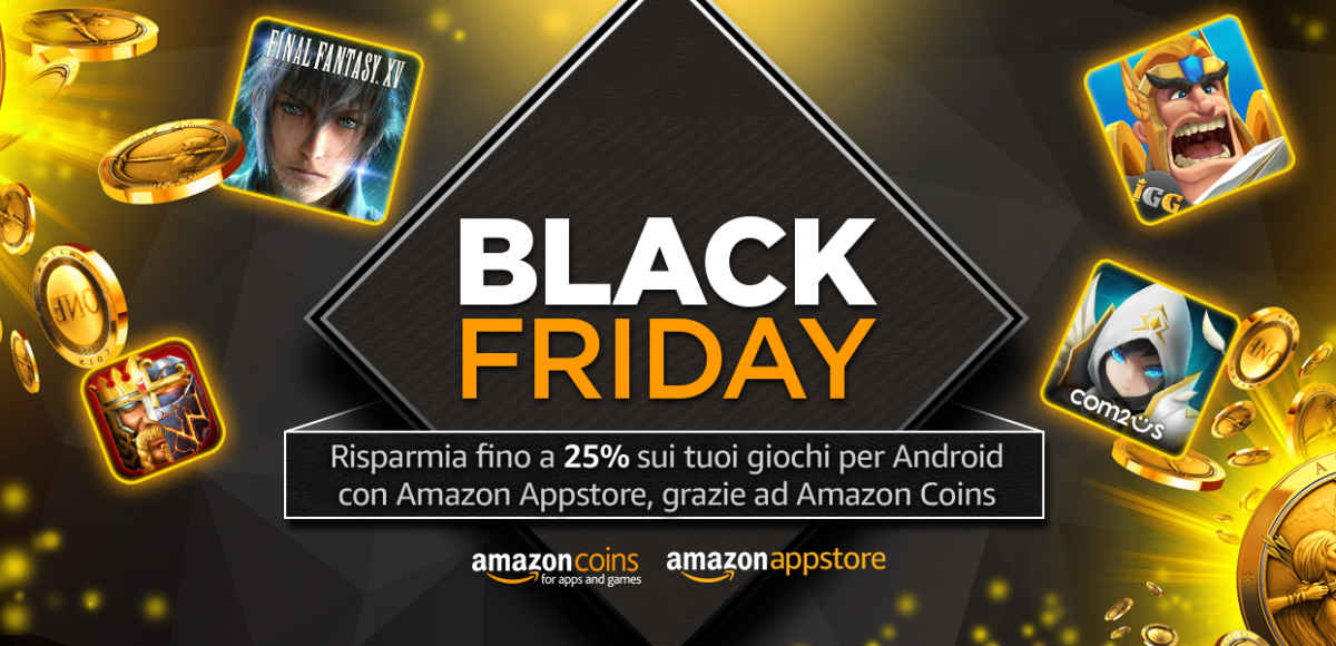 amazon coins black friday