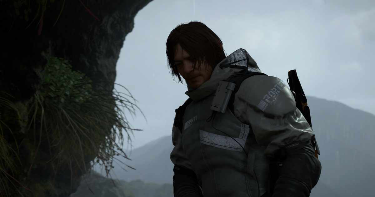 death stranding è in fase polishing