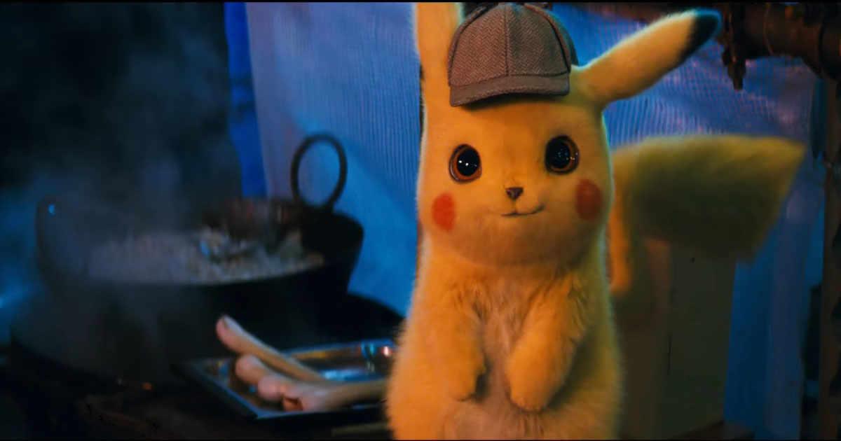 Pokémon: Detective Pikachu si mostra nel suo primo trailer ufficiale