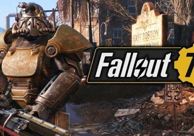 la patch del day one di fallout 76 sarà più grande del gioco stesso