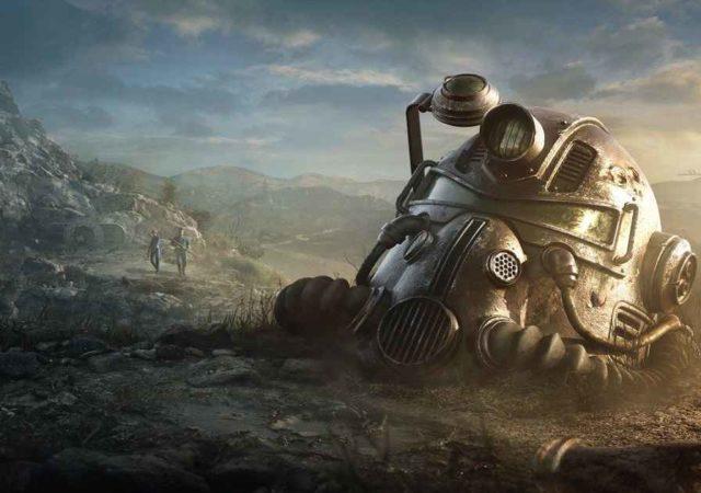 fallout 76 è meno visto di Fallout 4 su Twitch