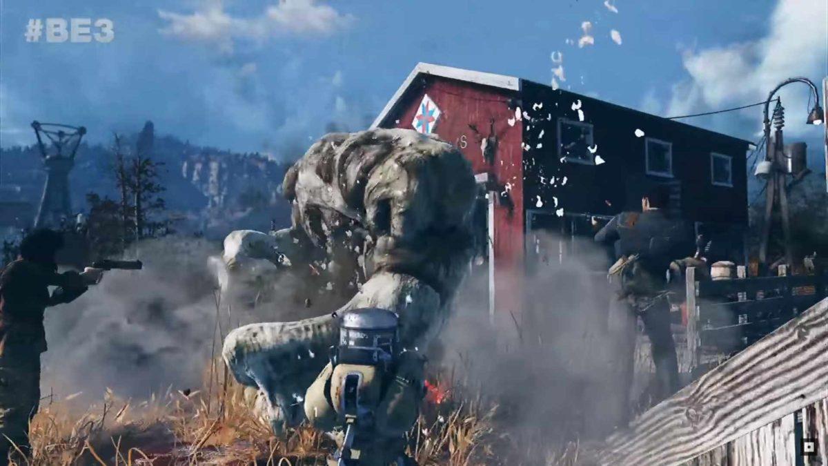 Fallout 76 videogame screenshot