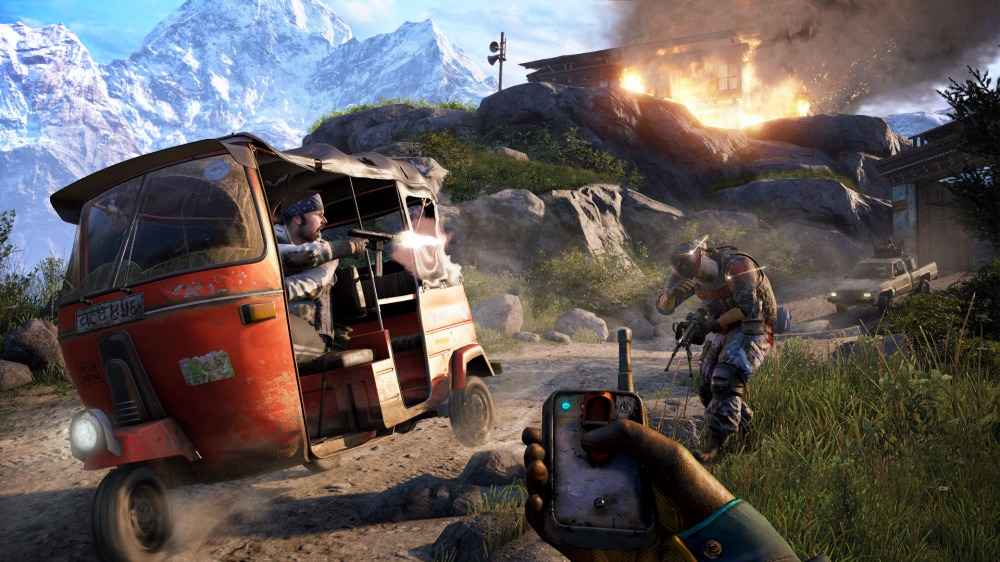 Saldi Steam Novembre 2018 Far Cry 4