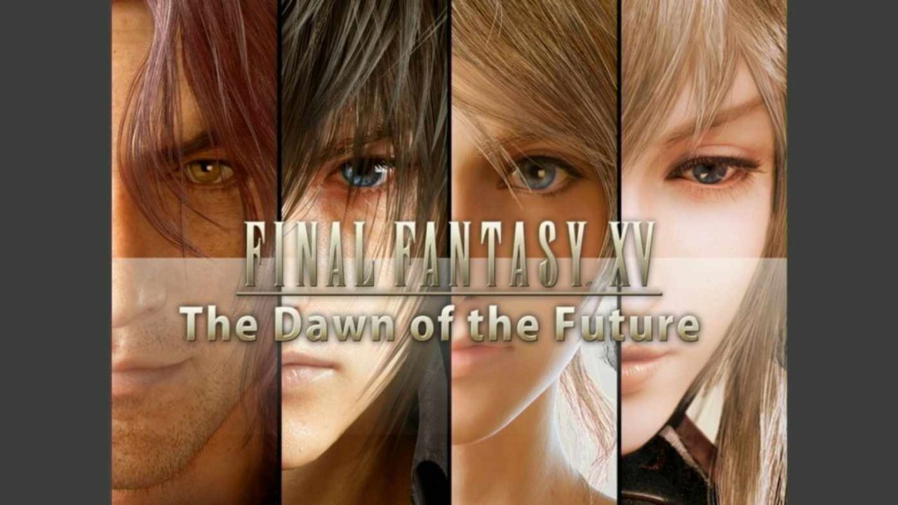 Final Fantasy XV Dawn of the Future artwork