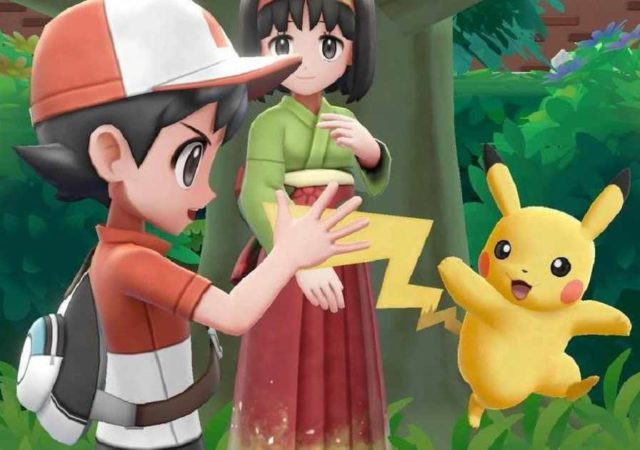 pokemon let's go pikachu/eevee, guida per catturare i pokemon shiny