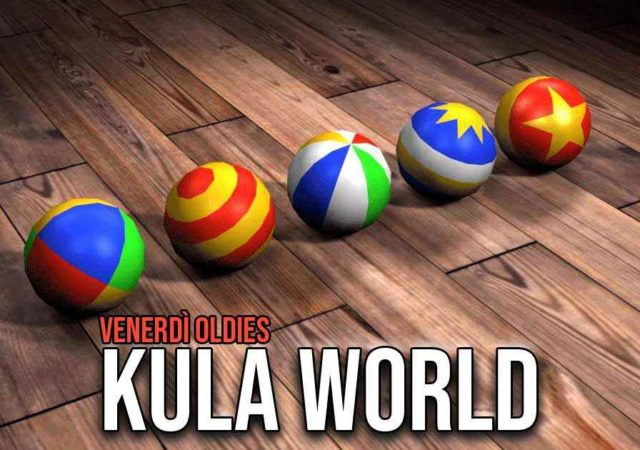 venerdì oldies kula world playstation 1 cover image
