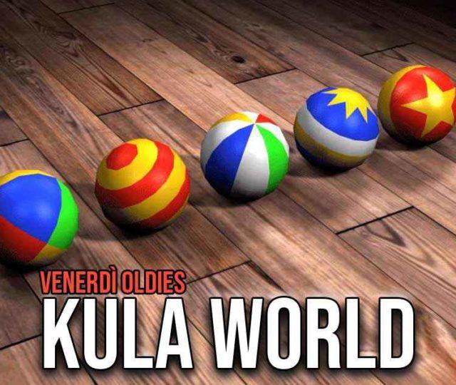venerdì oldies kula world playstation 1 cover image