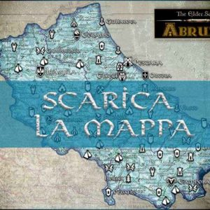 Preview mappa the elder scrolls ABRUZZI
