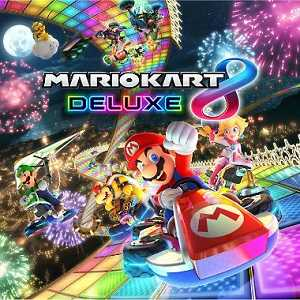 Mario Kart 8 è un gioco di guida multiplayer