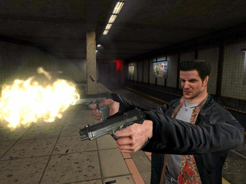 Max Payne gameplay