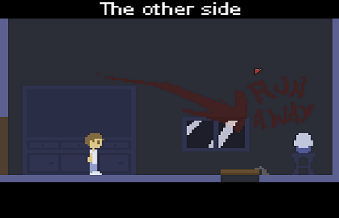 nothing else, un gioco indie gratis ispirato a silent hill