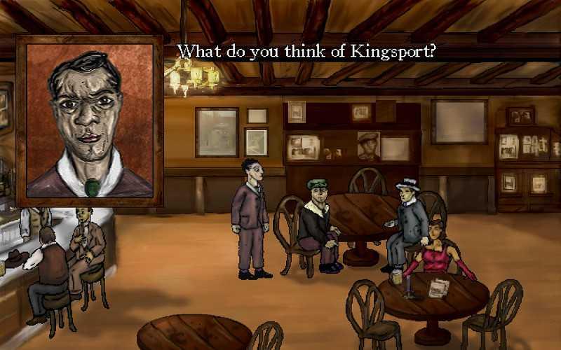 avventura grafica ispirata a un racconto di Lovecraft