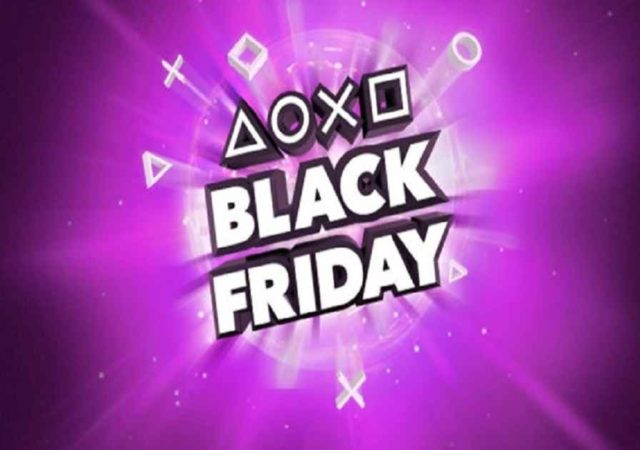 gli sconti disponibili sul playstation store per il black friday