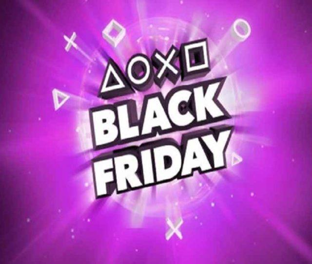 gli sconti disponibili sul playstation store per il black friday